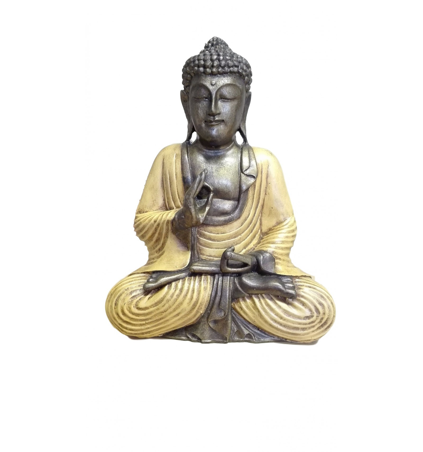 statue bouddha tha landais 30 cm par cher 71 10 accueil root. Black Bedroom Furniture Sets. Home Design Ideas